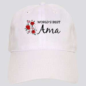WB Mom [Basque] Cap